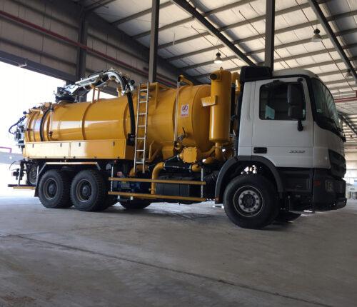 Sewage Tanker
