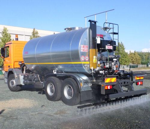 Bitumen Spreader