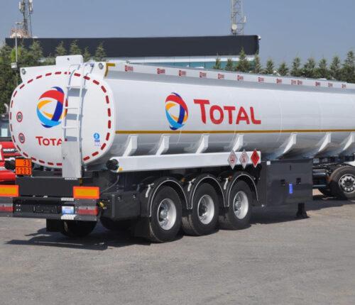 Citerne Carburant 3 essieux